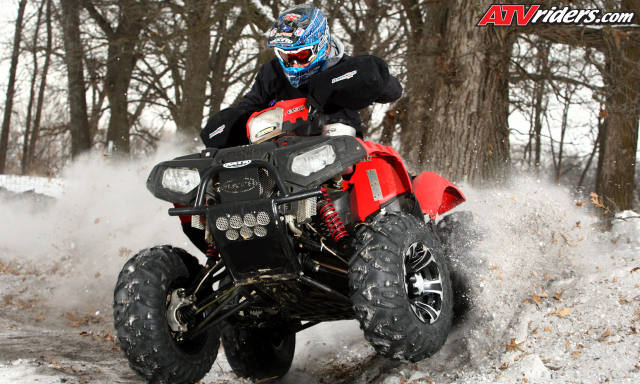 Daryl Rath On A Polaris Sportsman Xp Atv Quot Wednesday