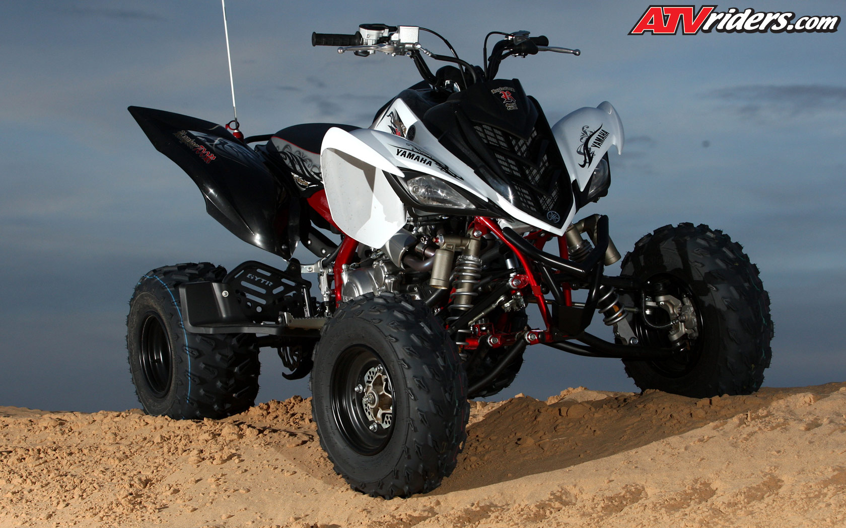 Special Edition Yamaha Raptor Atv Wednesday Wallpapers Weekly