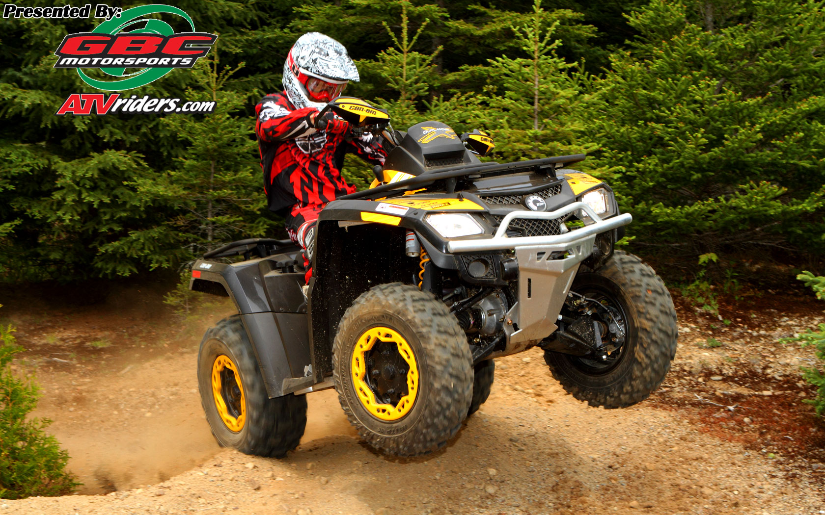 2011 can am outlander 800r x xc performance 4x4 atv wednesday wallpapers. Black Bedroom Furniture Sets. Home Design Ideas