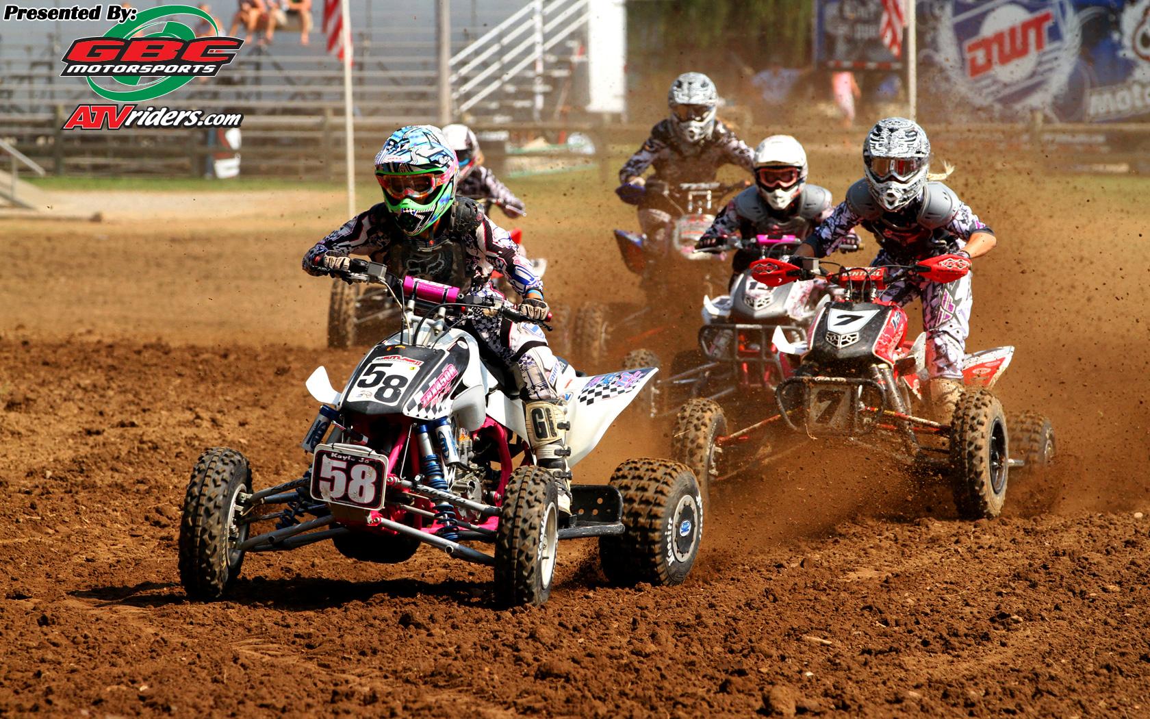 Kayle Dyer  Honda TRX450R ATV Womens AMA MX
