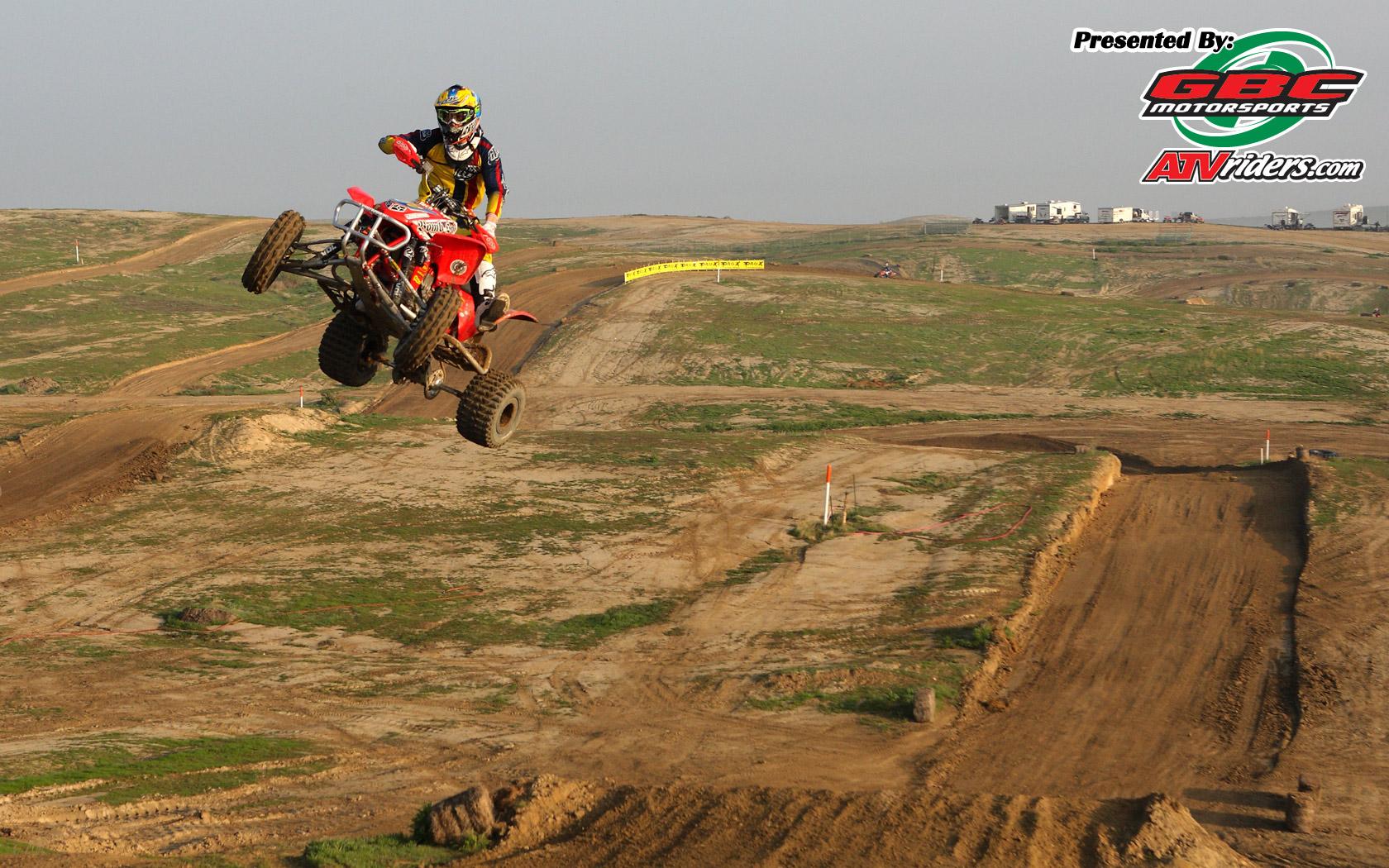 2010 Ama Atv Motocross Pro Champion Josh Creamer