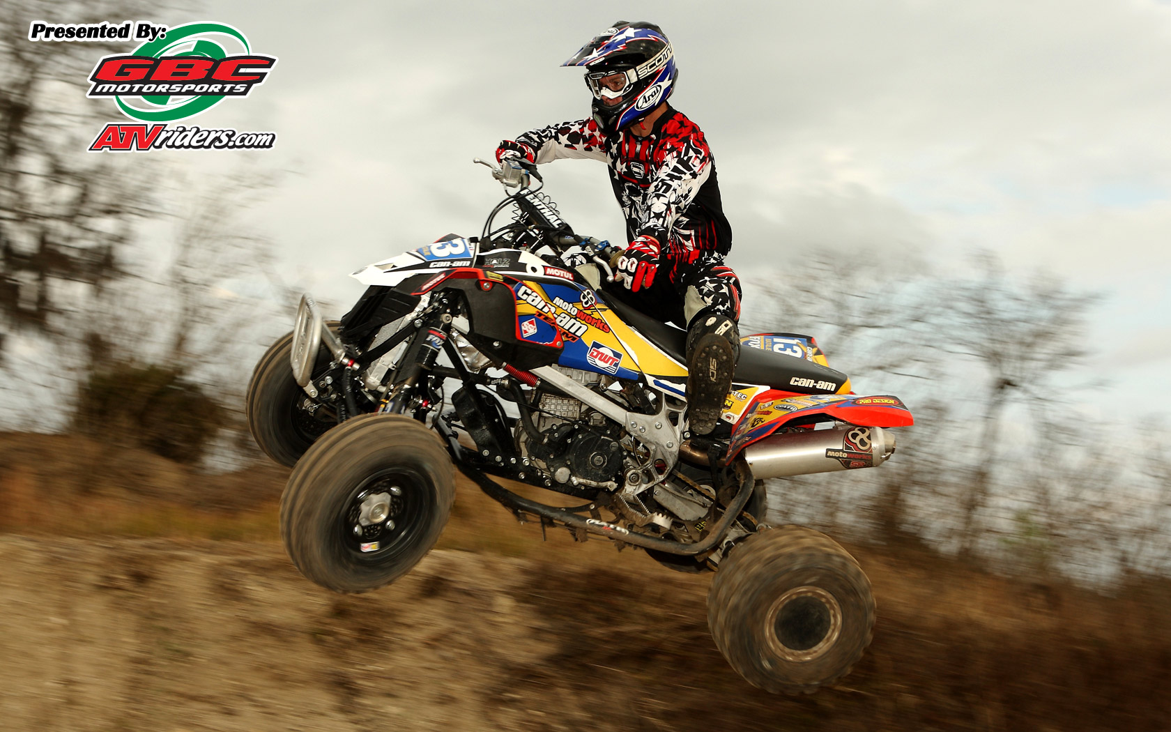 Shift Racing S John Natalie Ama Atv Motocross Pro Atv