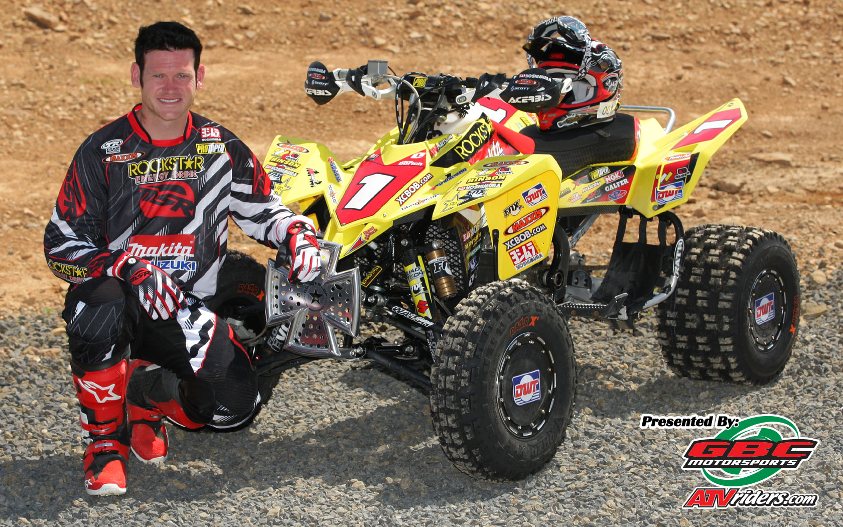 suzukis chris borich 2010 gncc pro atv champion