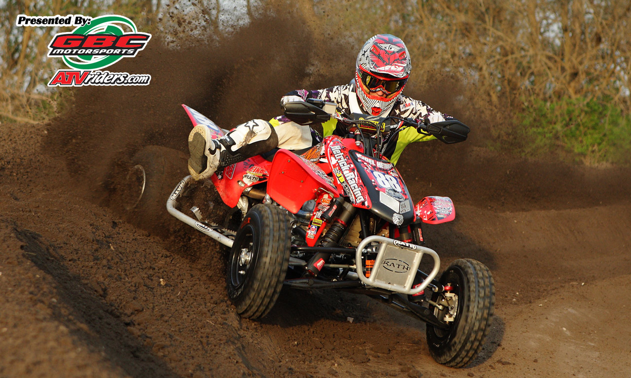 "JB Racing's Joel Hetrick - AMA ATV MX Pro Rookie - ""Wednesday ..."