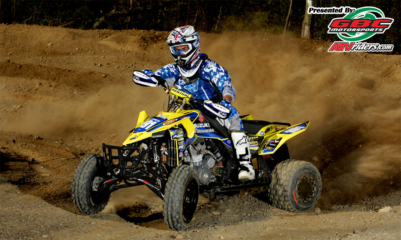 2011 neatvmx pro amp proam atv champion dustin wimmer