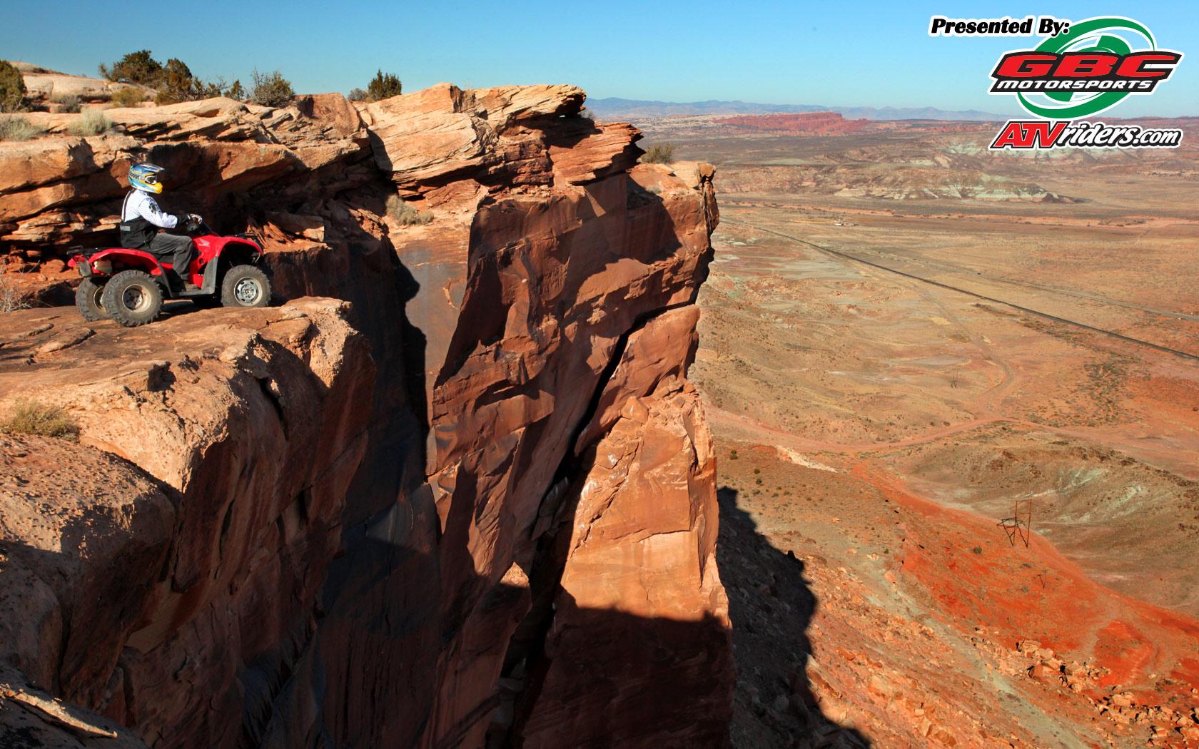 2011 Honda Rancher 420 Es Utility Atv Moab 7 Mile Rim Trail Quot Gbc Motorsports Wednesday