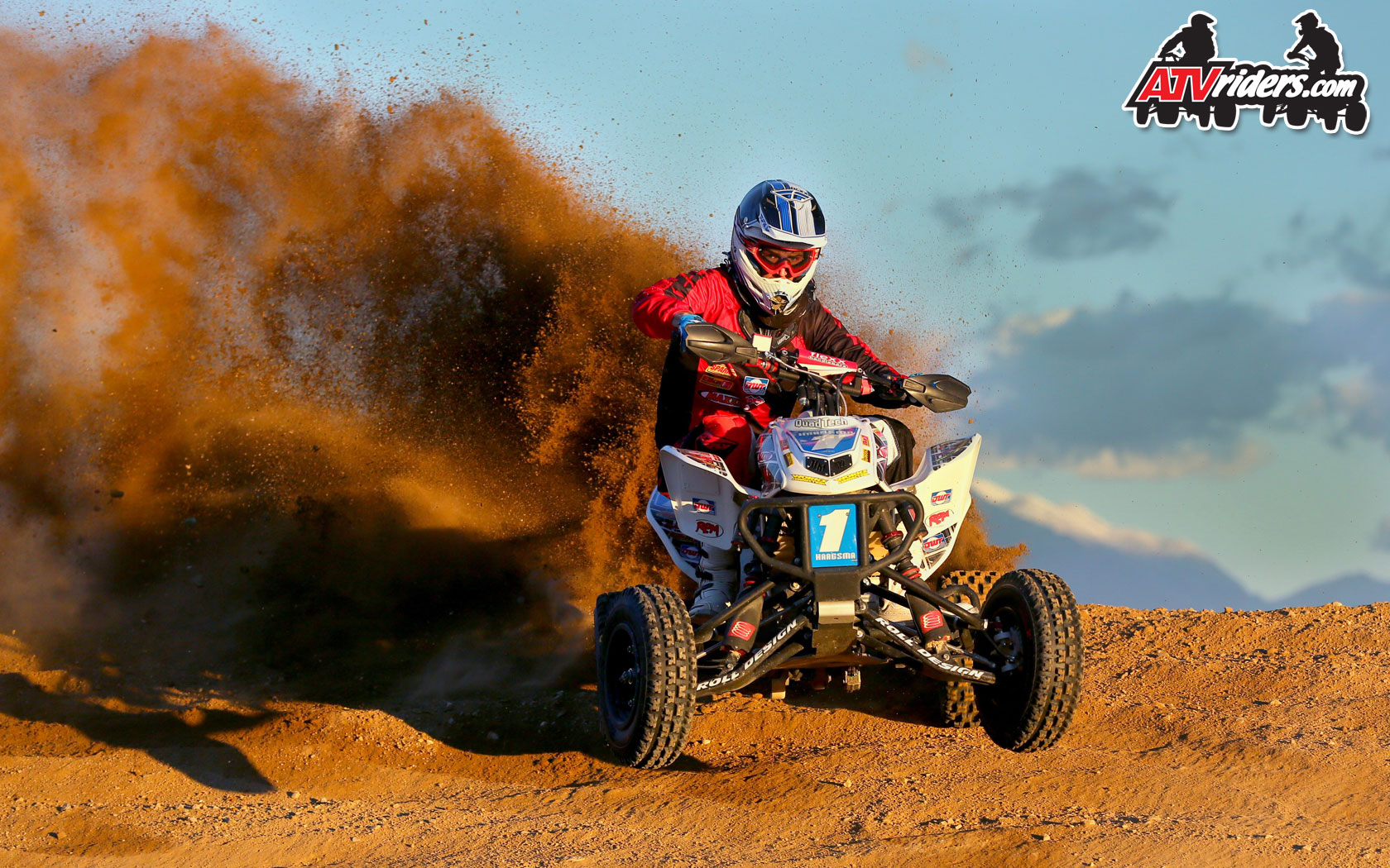 dwts david haagsma 2012 yamaha quadx pro atv champion