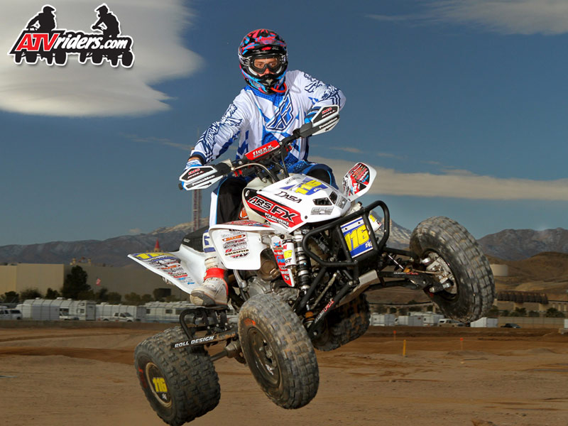 Spider graphix 39 116 keith johnson honda 450r sport atv - Spider graphix ...