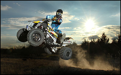 Cody Miller - Can-Am DS450 ATV