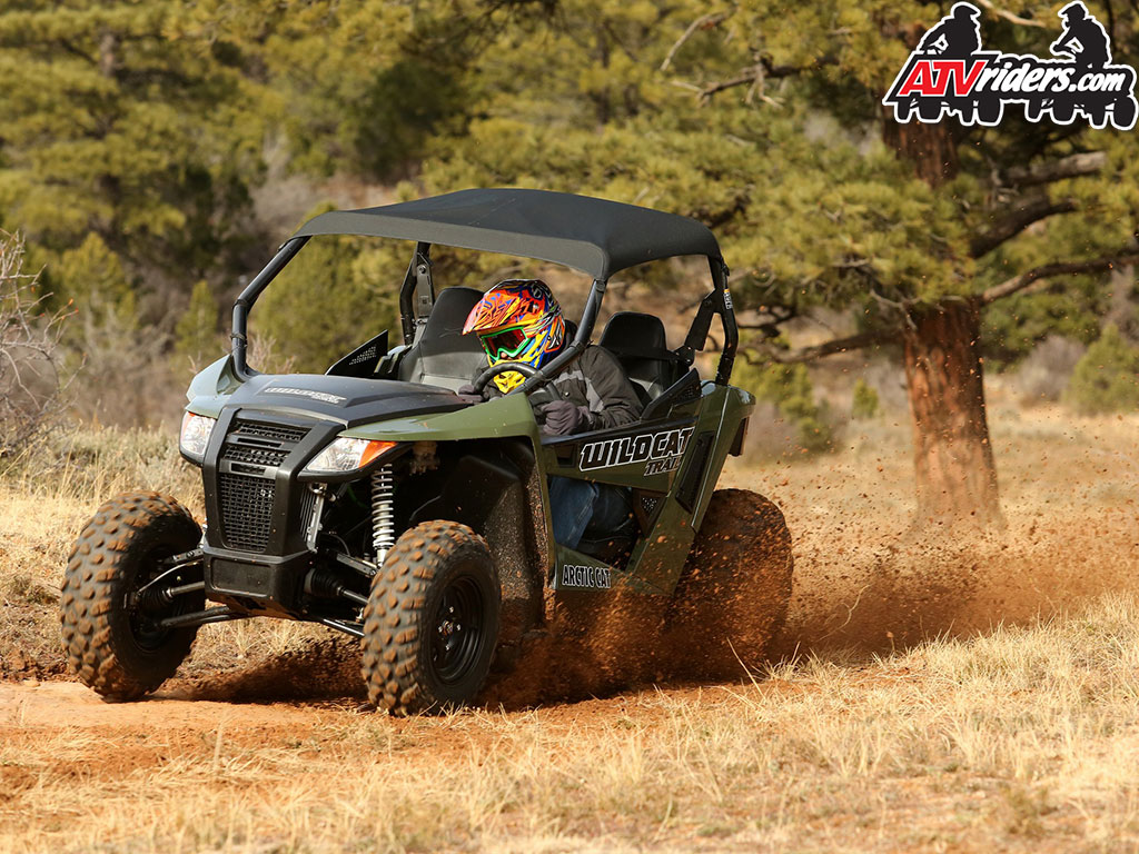 Arctic Cat  Sxs