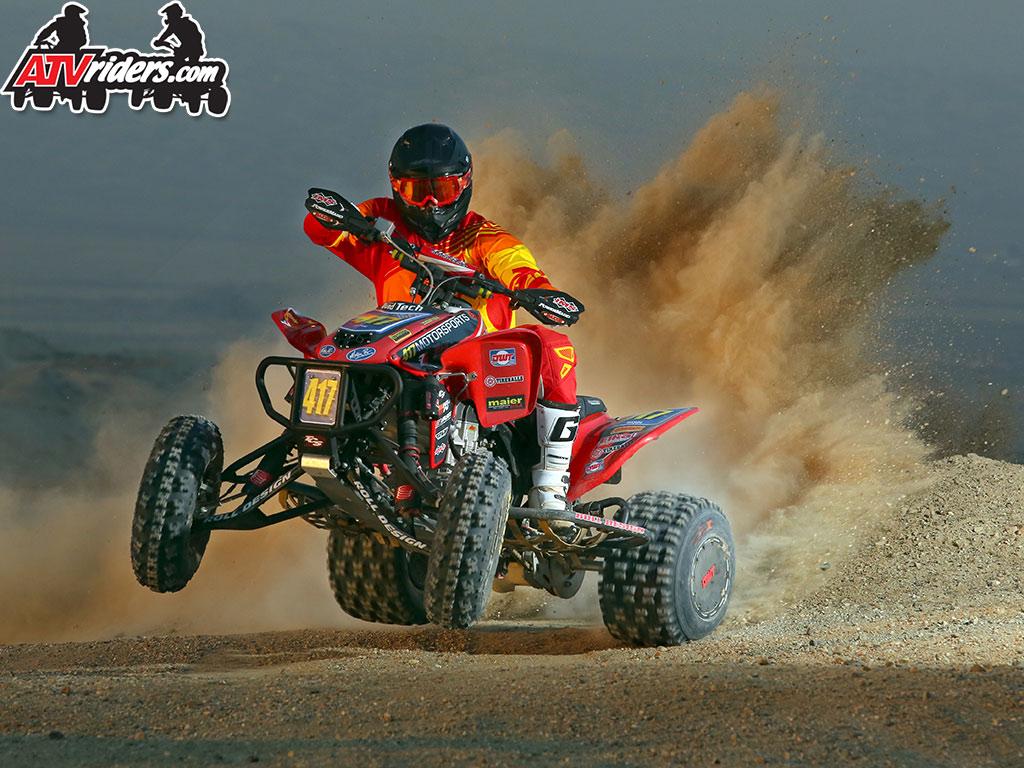 josh row worcs pro atv racer wallpaper