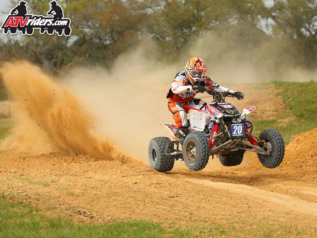 Josh Upperman ATV Motocross