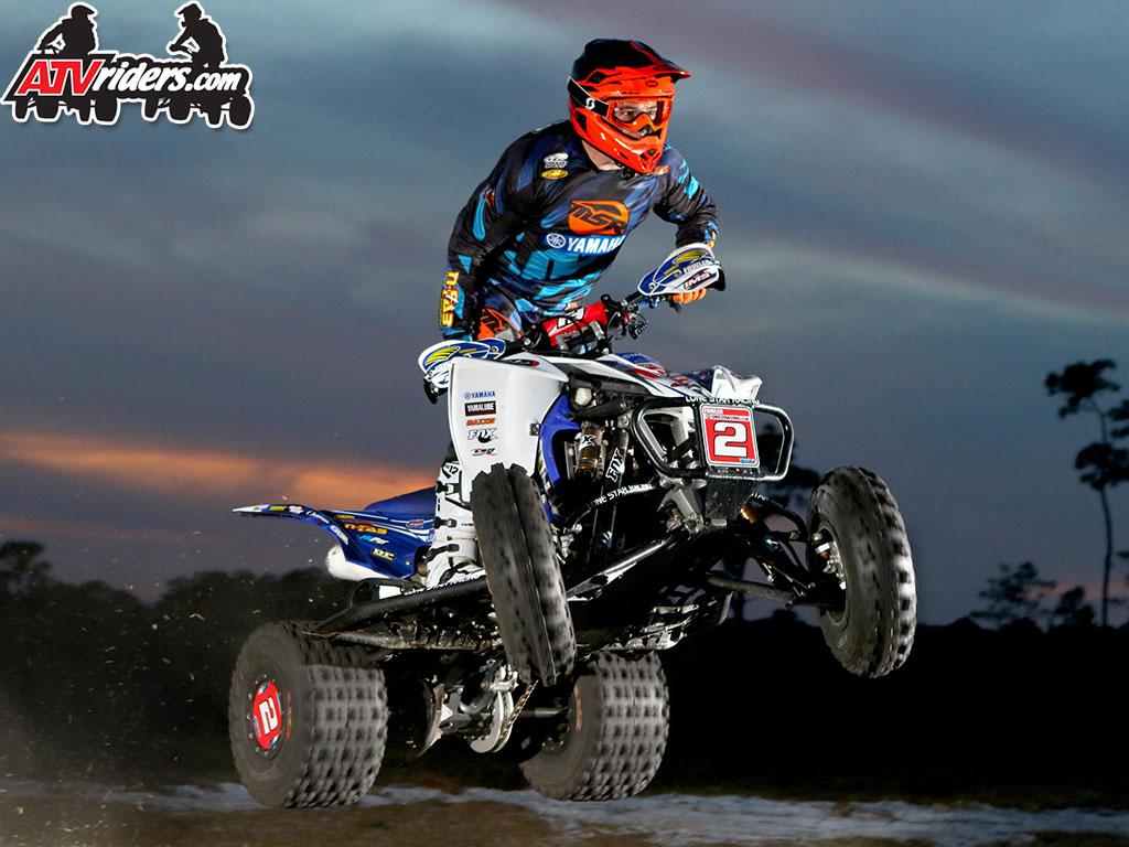 atv racing wallpaper