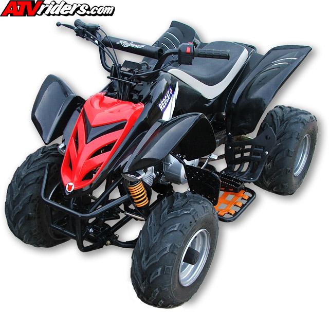 Kazuma / Redcat SFX-110 Mini ATV Product Review   Redcat 50cc Atv Wiring Diagram      ATV UTV SxS Riders News Magazine - ATV Riders