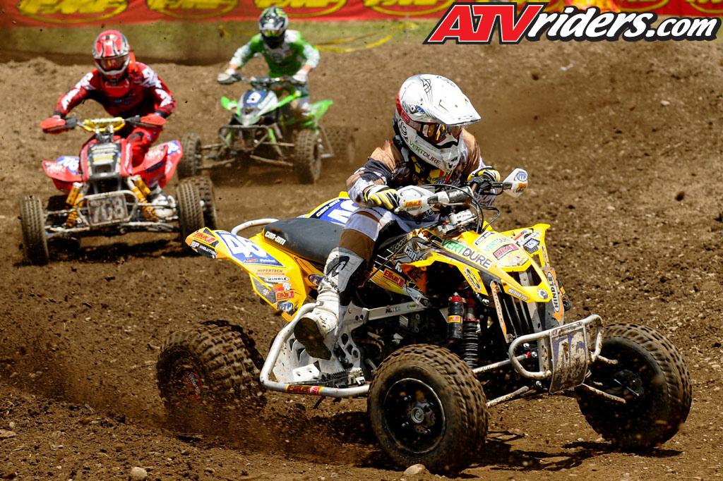 Brp can am announces 2010 atv racing teams