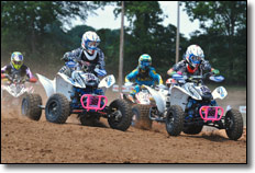Root River Racing teammates #38 Samuel Rowe & #88 Alexander Gillette