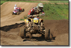 Can-Am's Joel Hetrick