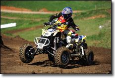 Josh Creamer - Can-Am DS450 ATV