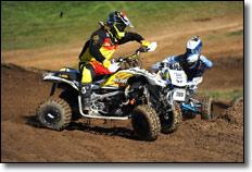 Travis Spader - Can-Am DS450 ATV