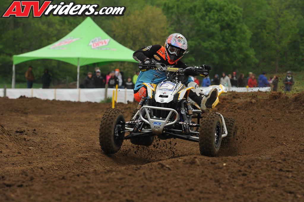Wildcat Creek MX - MA ATV Motocross - Round 4 - Wildcat Creek MX