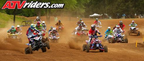 Chad Wienen ATV Motocross