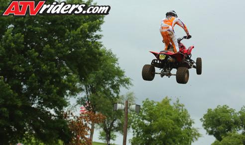 Grayson Eller ATV Motocross