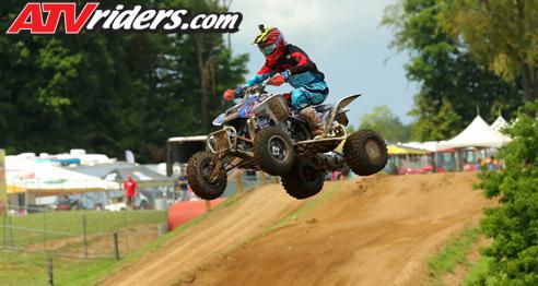 Jeffrey Rastrelli ATV Motocross