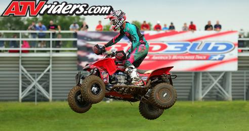 Joel Hetrick ATV Motocross