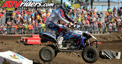 Chad Wienen ATV Supercross
