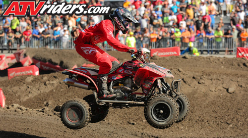 David Haagsma ATV Supercross