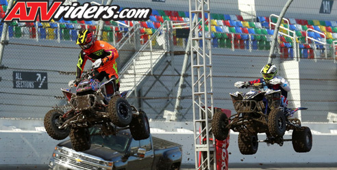 Jeffrey Rastrelli ATV Supercross