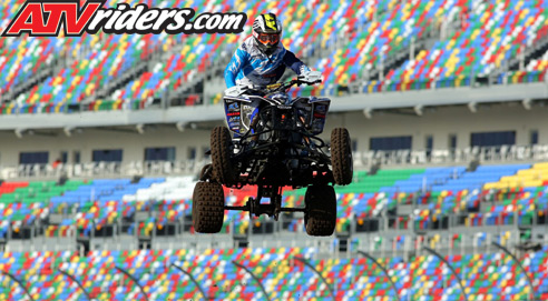 Thomas Brown ATV Supercross