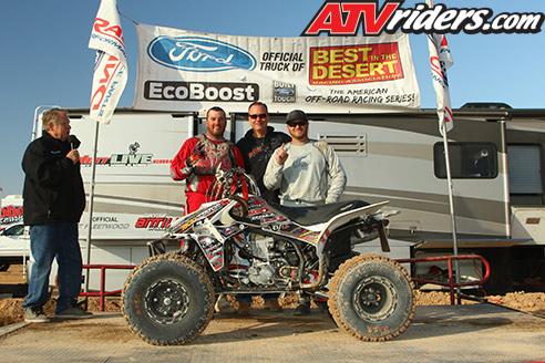BITD Pro ATV Championship