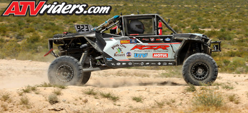 David Martinez Polaris RZR Turbo BITD Racing
