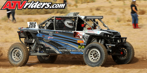 Bill Whittington Polaris RZR BITD Racing