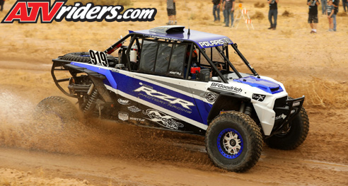 Brandon Schueler Polaris RZR BITD Racing