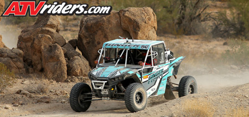 Dean Wheeler Jr Polaris RZR BITD Racing