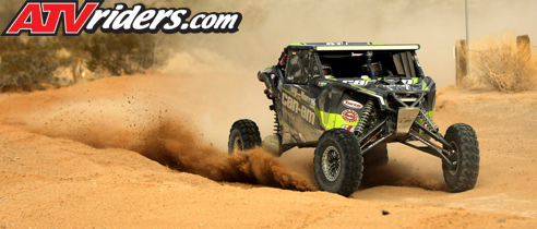 Murray Brothers Can-Am Maverick X3 BITD Racing