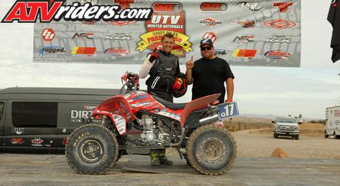 Josh Row BITD Racing