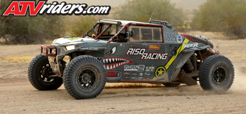 Kaden Wells Polaris RZR BITD Racing