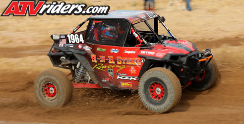 Robert Vanbeekum Polaris RZR Racing
