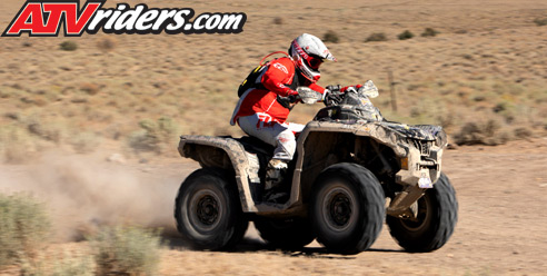 Don Higbee Can-Am Outlander 1000 BITD Racing