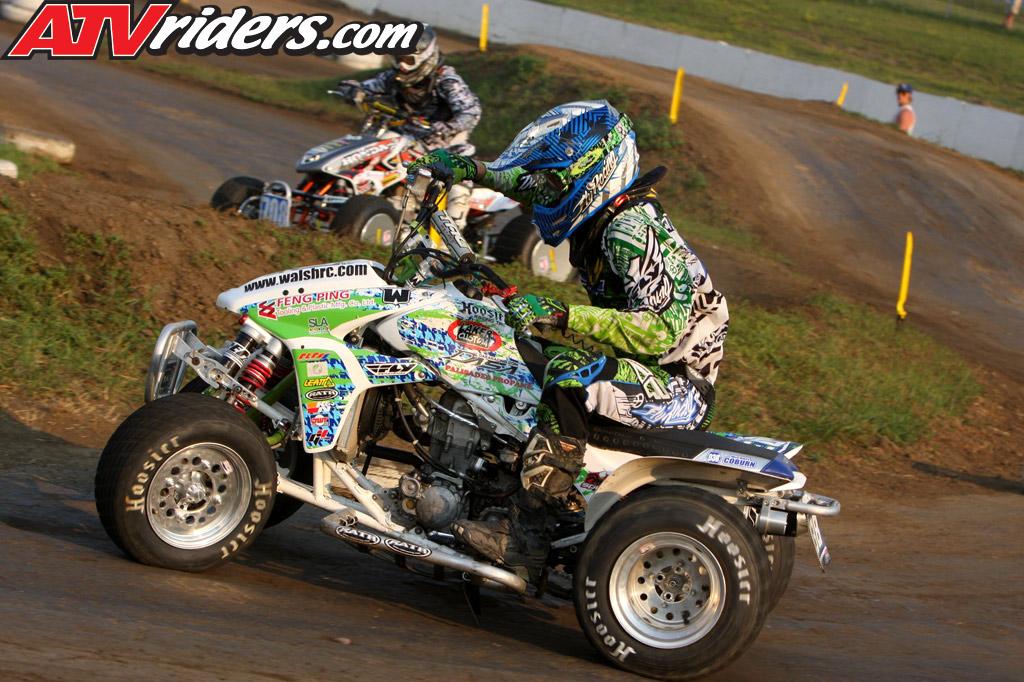 Honda Sioux Falls >> Rage ATV's Harold Goodman Wins Pro Class at Sioux Falls ...