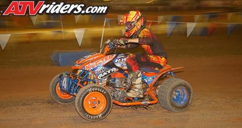 Garrett Keister EDT Racing