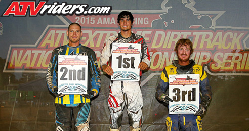 Pro-Am Unlimited Podium Extreme Dirt Track