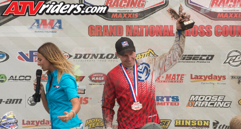 Jarrod McClure GNCC Racing