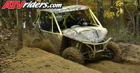 Kyle Chaney GNCC Racing Can-Am Maverick