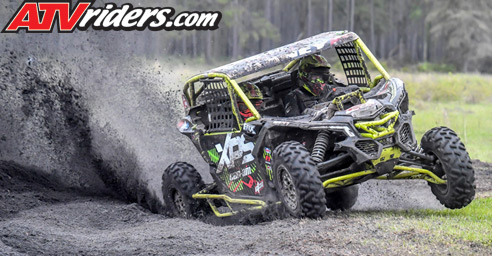 Kyle Chaney GNCC UTV Racing