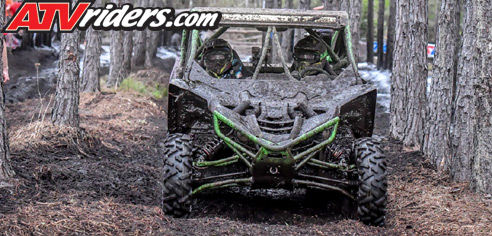 Shawn Hess GNCC UTV Racing