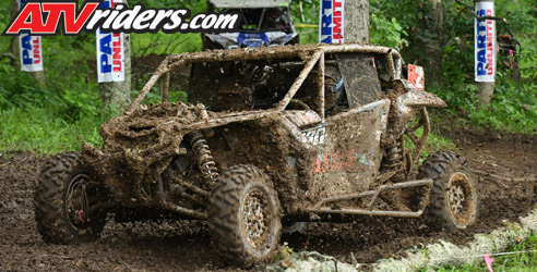 Hunter Miller GNCC UTV Racing